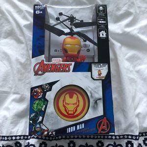 Other - WORLD TECH FLYING IRON MAN TOY